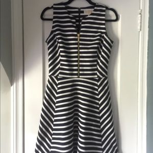 MK Nautical Striped Dress